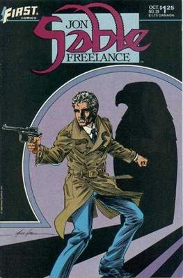 Jon Sable, Freelance #29