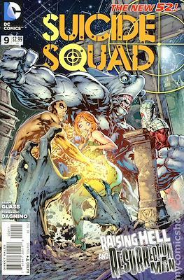 Suicide Squad Vol. 4. New 52 #9