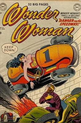 Wonder Woman Vol.1 (1942-1986; 2020-) (Comic Book) #42