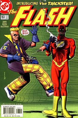 The Flash Vol. 2 (1987-2006) (Comic Book) #183