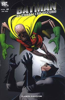 Batman el Caballero Oscuro (segundo coleccionable) (Rústica 192 pp) #18
