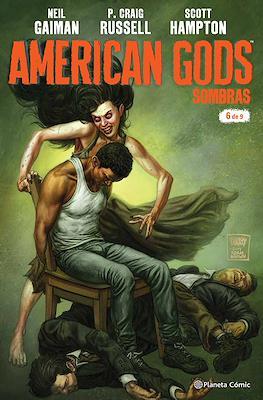 American Gods: Sombras (Grapa 32 pp) #6