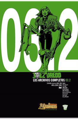 El Juez Dredd: Los Archivos Completos #8