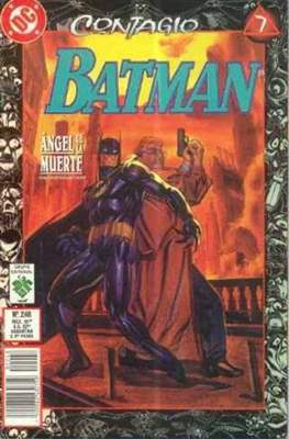 Batman Vol. 1 (1987-2002) (Grapa) #248