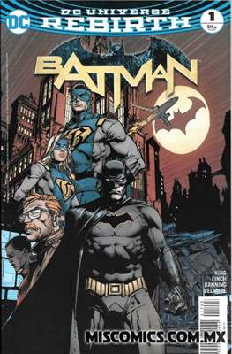 Batman (2017-...)