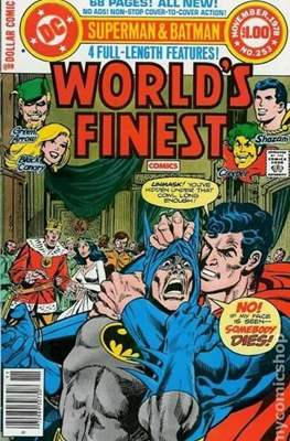 World's Finest Comics (1941-1986) (Comic Book) #253