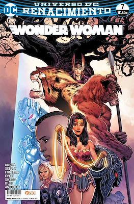 Wonder Woman. Nuevo Universo DC / Renacimiento (Rústica 96-136 pp) #21/7