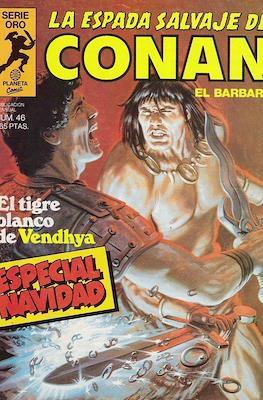 La Espada Salvaje de Conan. Vol 1 (1982-1996) (Grapa. B/N.) #46