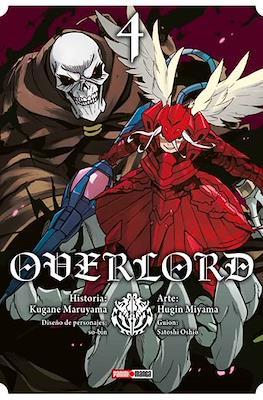 Overlord (Rústica con sobrecubierta) #4