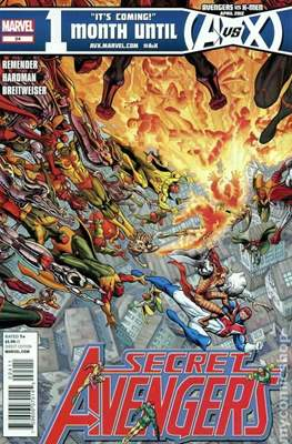 Secret Avengers Vol. 1 (2010-2013) #24