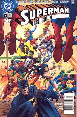 Superman The Man of Tomorrow Vol. 1 (Comic Book) #13