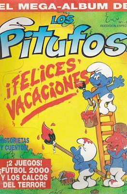 El Mega-Album de Los Pitufos