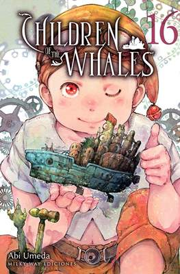 Children of the Whales #16