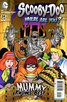 Scooby-Doo! Where Are You? (Comic Book) #24