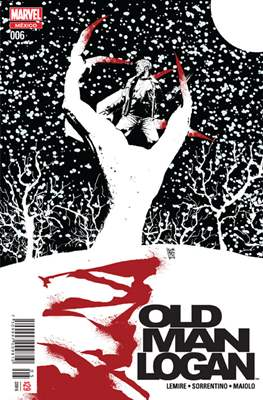 Old Man Logan (2016-2019) (Grapa) #6