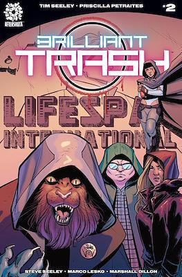 Brilliant Trash (Comic-book) #2