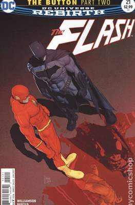 The Flash Vol. 5 (2016- Variant Covers) (Comic Book) #21.2