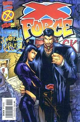 X-Force Vol. 2 (1996-2000) (Grapa 24 pp) #22