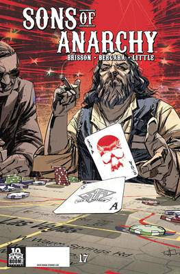 Sons of the Anarchy (Grapa) #17