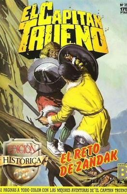 El Capitán Trueno. Edición Histórica (Grapa, 36 páginas) #39