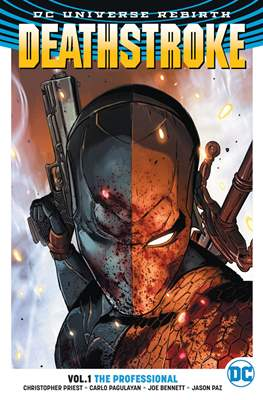 Deathstroke Vol. 4 (2016) (Softcover) #1