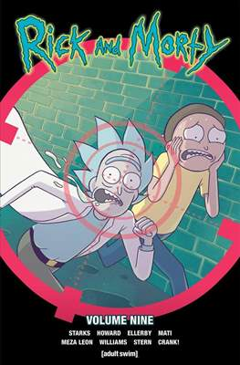 Rick and Morty (Softcover) #9