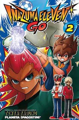 Inazuma Eleven Go (Rústica con sobrecubierta) #2