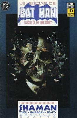 Leyendas de Batman. Legends of the Dark Knight #4