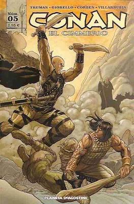 Conan el Cimmerio (Grapa 24-48-72 pp) #5
