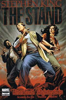 The Stand: American Nightmares (Comic Book) #1