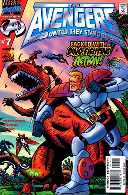 The Avengers: United They Stand (Comic Book) #7