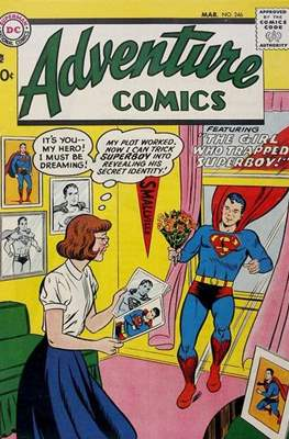 New Comics / New Adventure Comics / Adventure Comics (1935-1983 ; 2009-2011) (Comic Book) #246