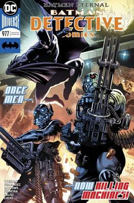 Detective Comics Vol. 1 (1937-2011; 2016-) (Comic Book) #977