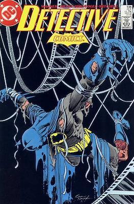 Detective Comics Vol. 1 (1937-2011; 2016-) (Comic Book) #596