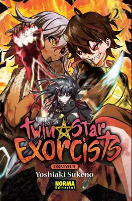 Twin Star Exorcists: Onmyouji (Rústica con sobrecubierta) #2