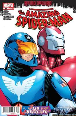 The Amazing Spider-Man (2005-2013) (Grapa) #44