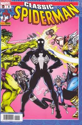 Classic Spiderman (Grapa) #8