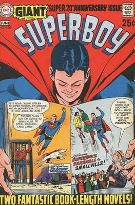 Superboy Vol.1 / Superboy and the Legion of Super-Heroes (Comic Book) #156