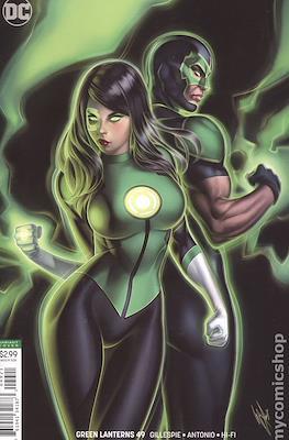 Green Lanterns (Vol. 1 2016-... Variant Covers) #49