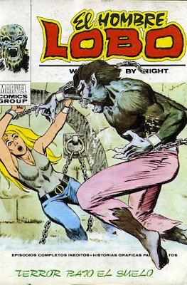 El Hombre Lobo (Rústica. 1973-1974) #6