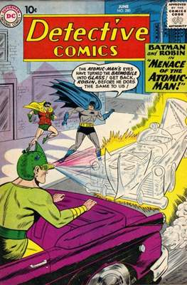 Detective Comics Vol. 1 (1937-2011; 2016-) (Comic Book) #280