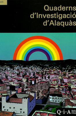 Quaderns d'Investigació d'Alaquàs (Rústica) #40