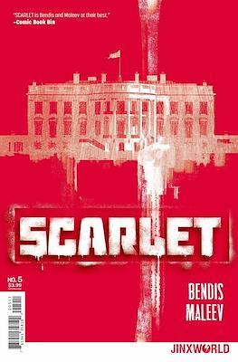 Scarlet (2018-) (Comic book 24 pp) #5