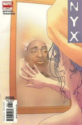 NYX Vol 1 (Grapa) #6
