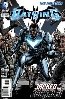 Batwing Vol. 1 (2011) (Comic-Book) #10