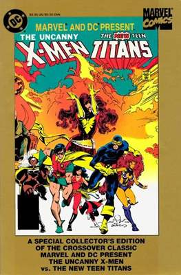 Uncanny X-Men & The New Teen Titans