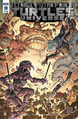 Teenage Mutant Ninja Turtles Universe (Comic-book) #9