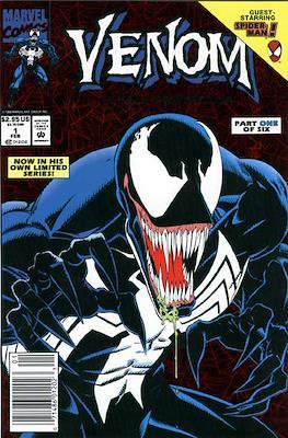 Venom: Lethal Protector (Comic-book) #1