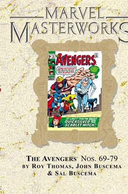 Marvel Masterworks (Hardcover) #109
