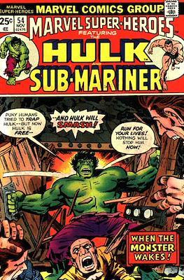 Marvel Super-Heroes (Grapa) #54